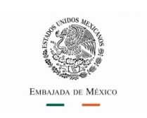 Ambassade Mexique