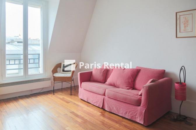 2 bedroom apartment Furnished rental - Rue rodier 75009 Paris ...